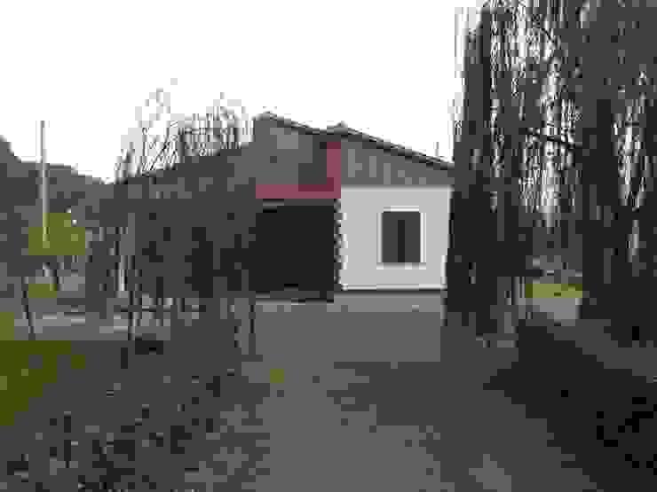 Villa Aquilani - Prima di INO PIAZZA studio