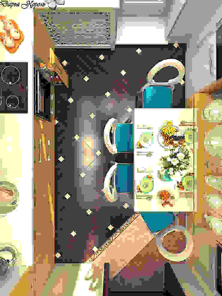 Cocinas de estilo ecléctico de Your royal design Ecléctico