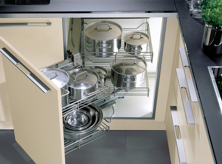 Magic Corner Solution Urban Myth KitchenStorage