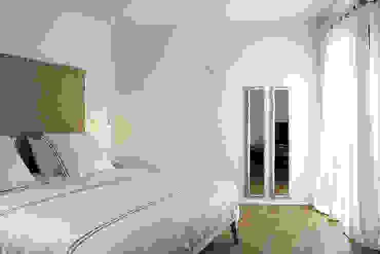 Casa Binisafúller Menorca Dormitorios de estilo mediterráneo de adela cabré Mediterráneo