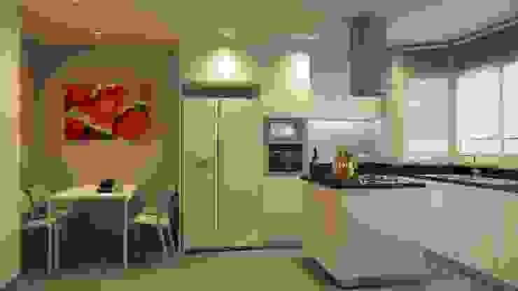 Proyecto cocina Feng Shui Cocinas de estilo moderno de Feng Shui Rosa Riubo Moderno