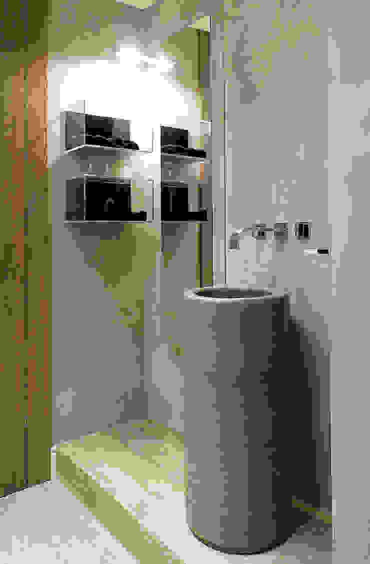 Apartado baños Baños de estilo mediterráneo de adela cabré Mediterráneo