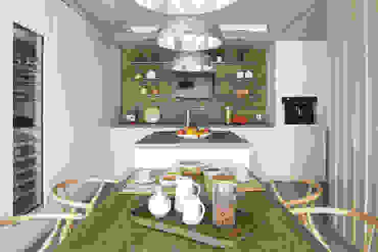 Apartado Cocinas Cocinas de estilo escandinavo de adela cabré Escandinavo