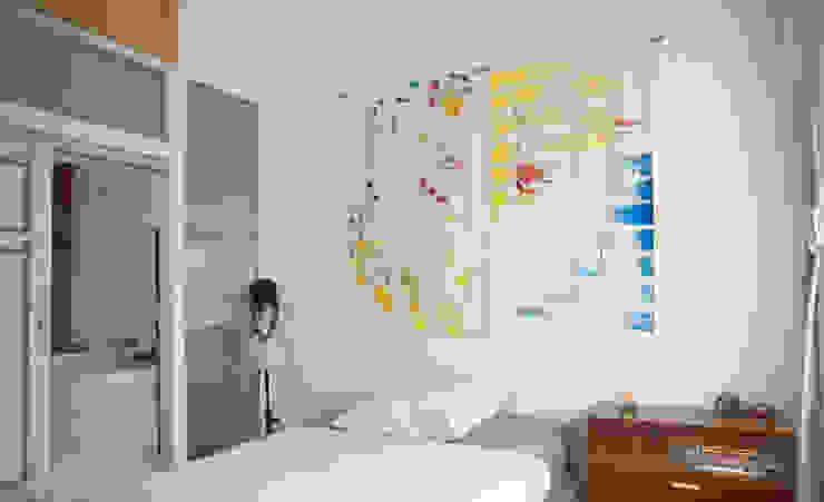 Eklektik Yatak Odası RARE Office Eklektik