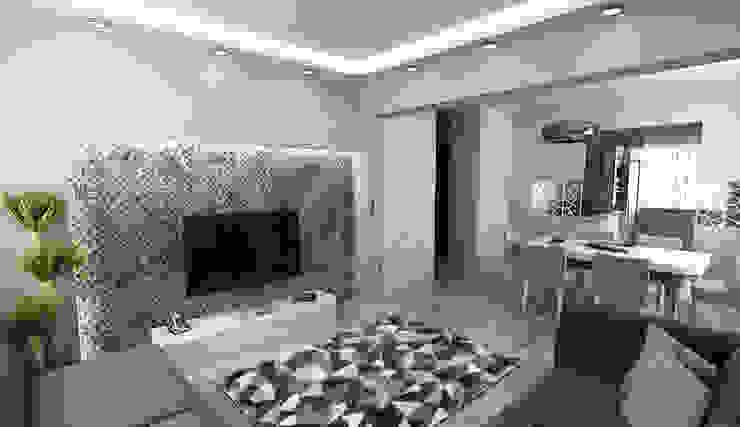Niyazi Özçakar İç Mimarlık Modern living room