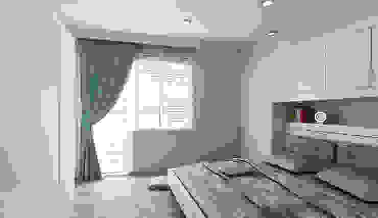 Niyazi Özçakar İç Mimarlık Modern style bedroom