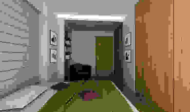 H.Y. EVİ Modern Yatak Odası Niyazi Özçakar İç Mimarlık Modern