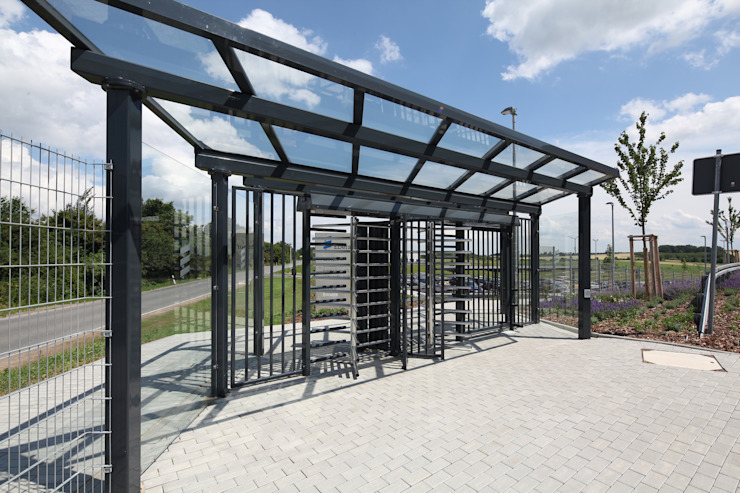 by ZABAG Security Engineering GmbH Industrial