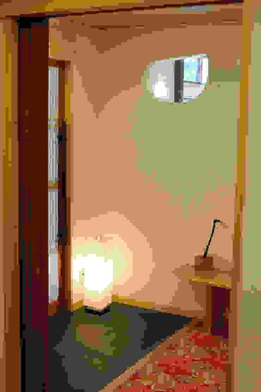 おとぎの里 エントランス TAKA建築設計室 オリジナルなホテル