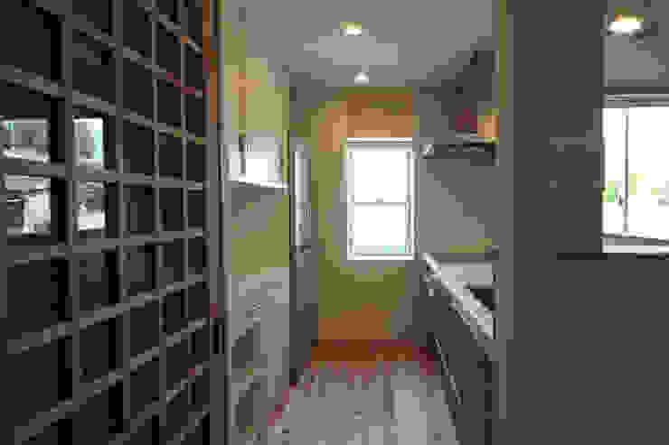連島の家: 塚本雅久建築設計事務所が手掛けたキッチンです。