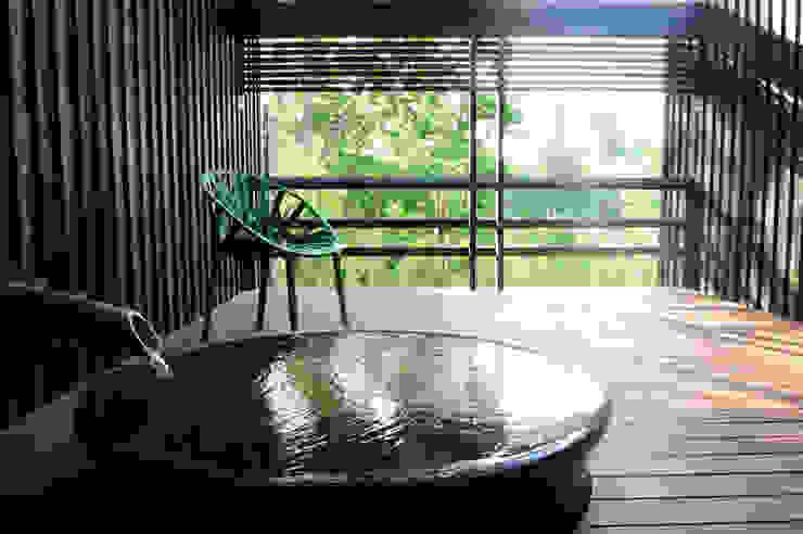 客室 おとぎの里 : Room OTOGINOSTO TAKA建築設計室 オリジナルなホテル