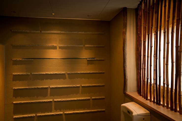 Rest room 東の厠2 TAKA建築設計室 オリジナルなホテル