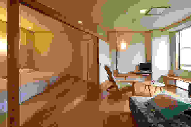 客室 みずのあくび : Room MIZUNOAKUBI TAKA建築設計室 オリジナルなホテル