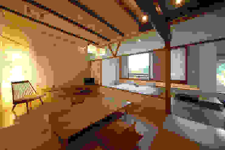 客室 結の米 : Room YUINOMAI TAKA建築設計室 オリジナルなホテル