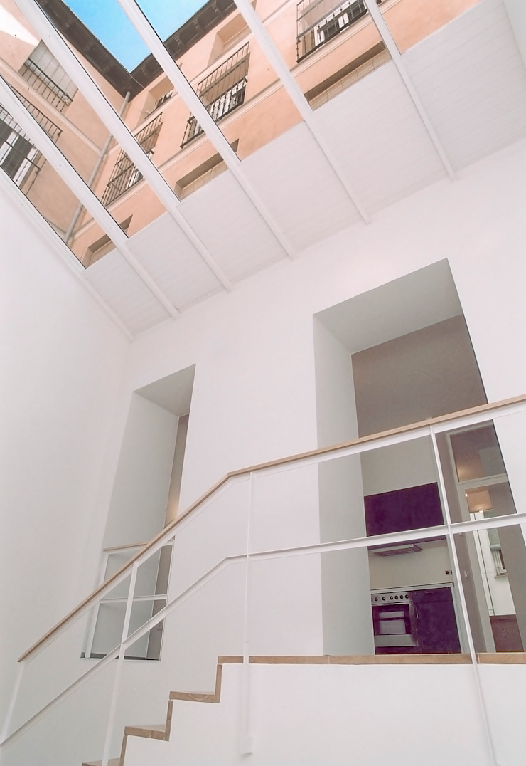 Beriot, Bernardini arquitectos Industrial style houses
