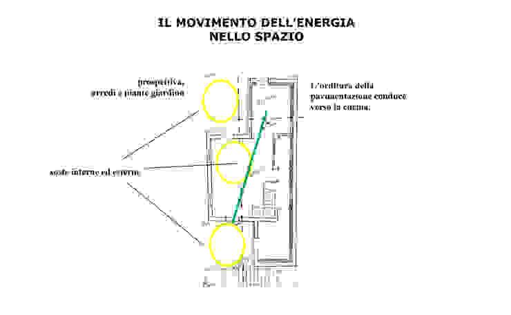Casa degli ulivi, vivere fra terra a mare. Moneglia (Genova) di BaBo Design - Barbara Sabrina Borello