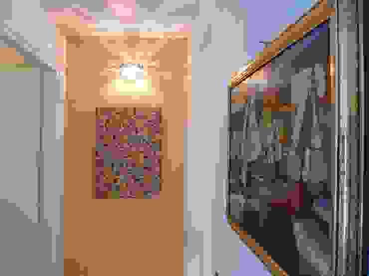 Casa degli ulivi, vivere fra terra a mare. Moneglia (Genova) di BaBo Design - Barbara Sabrina Borello Eclettico