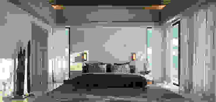 Dormitorios de estilo asiático de NEUMARK Asiático