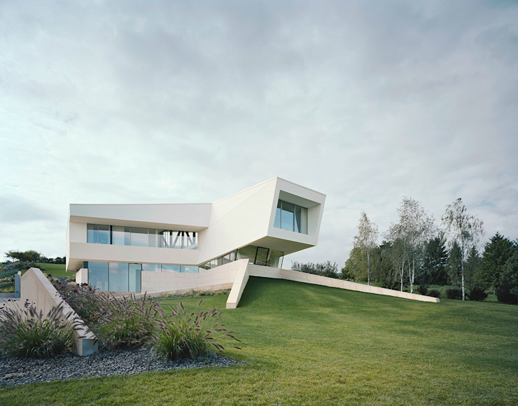 Modern houses by project a01 architects, ZT Gmbh Modern