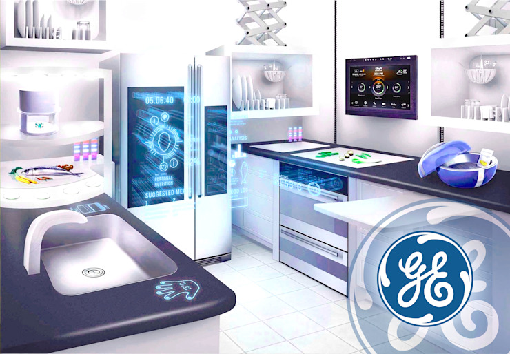 Servicio técnica oficial General Electric de General Electric - Servicio técnico oficial Moderno