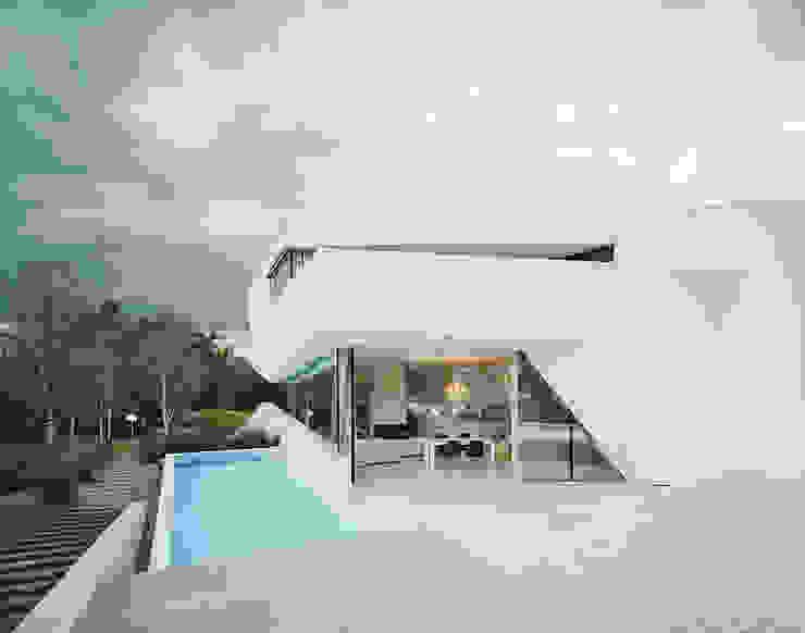 Villa Freundorf / Österreich Moderne Häuser von project a01 architects, ZT Gmbh Modern