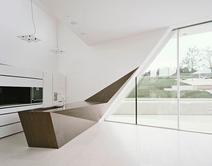 Kitchen by project a01 architects, ZT Gmbh,