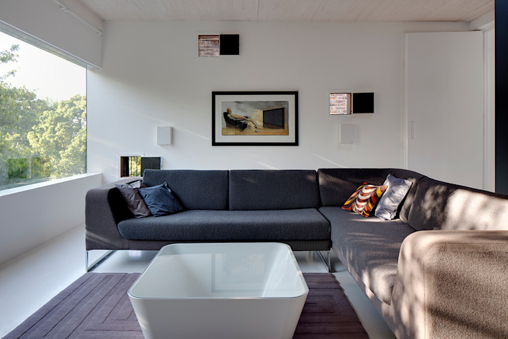 Living room Modern living room by Ed Reeve Modern