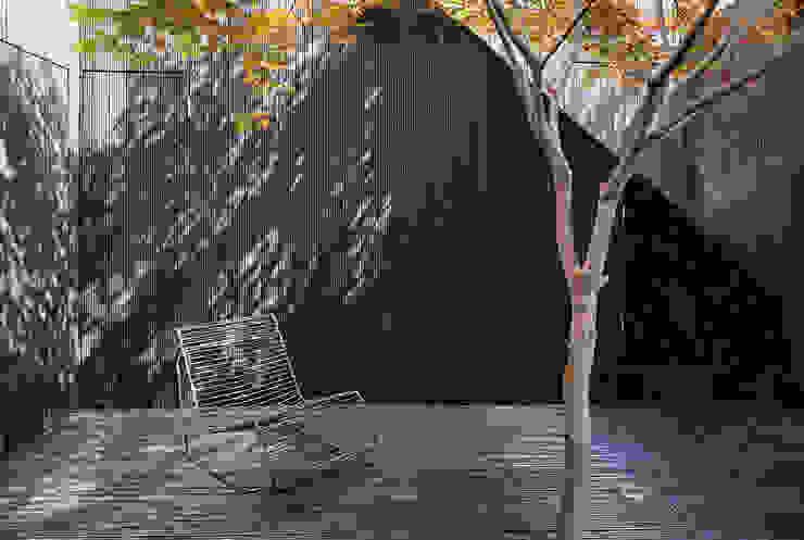 Garden Minimalist style garden by Ed Reeve Minimalist