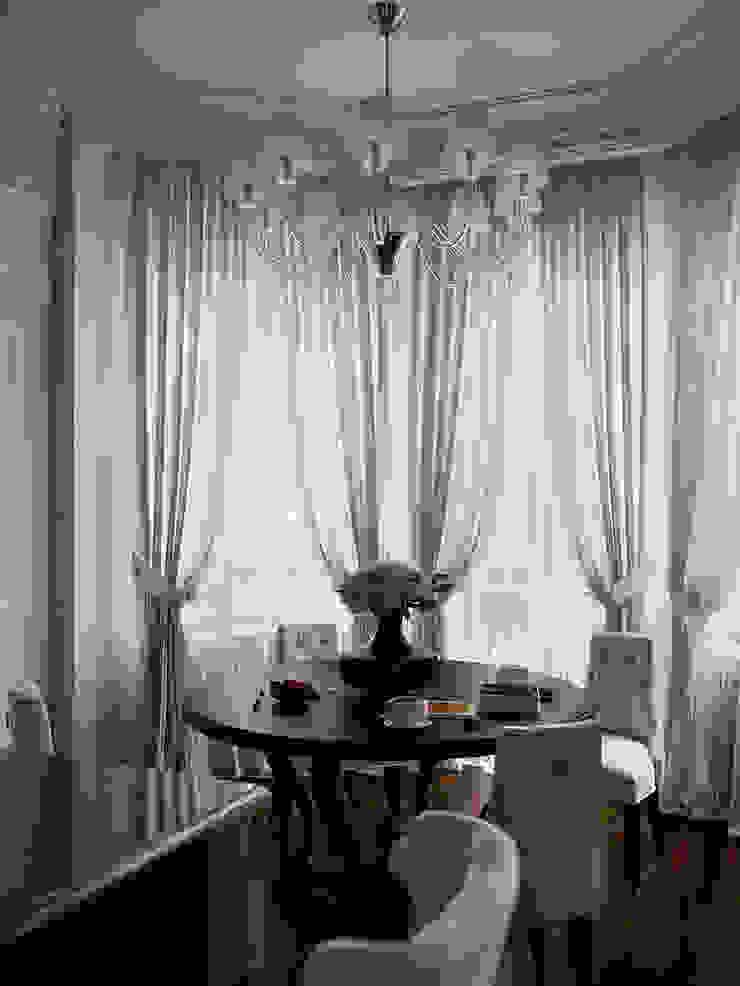 Salon original par Архитектурное бюро Андрея Стубе Éclectique