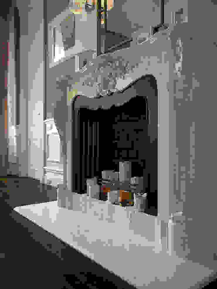 Eclectic style bedroom by Архитектурное бюро Андрея Стубе Eclectic