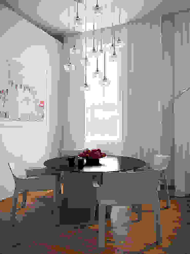 Архитектурное бюро Андрея Стубе Modern dining room