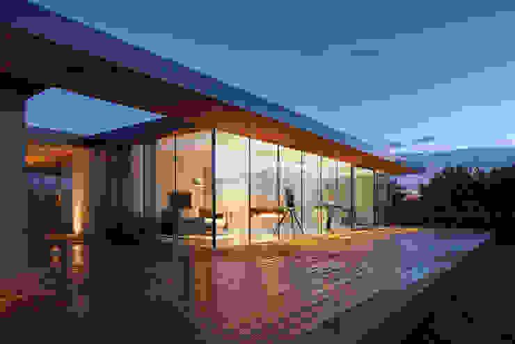 reitsema & partners architecten bna Hiên, sân thượng phong cách hiện đại