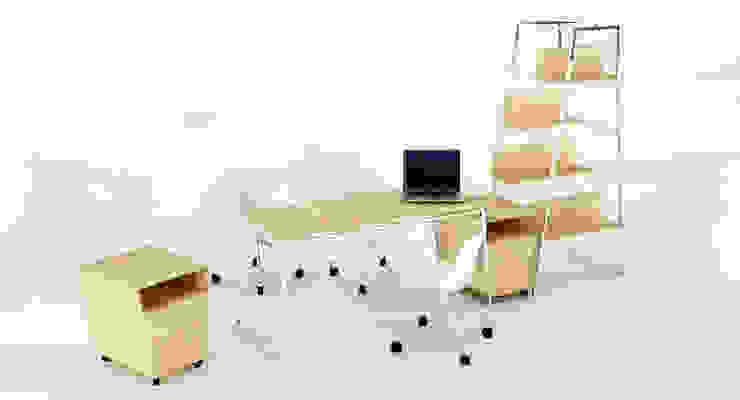 Seyit Ali GÜZEL – VEYA Ofis Mobilyası:  tarz Ofis Alanları & Mağazalar,