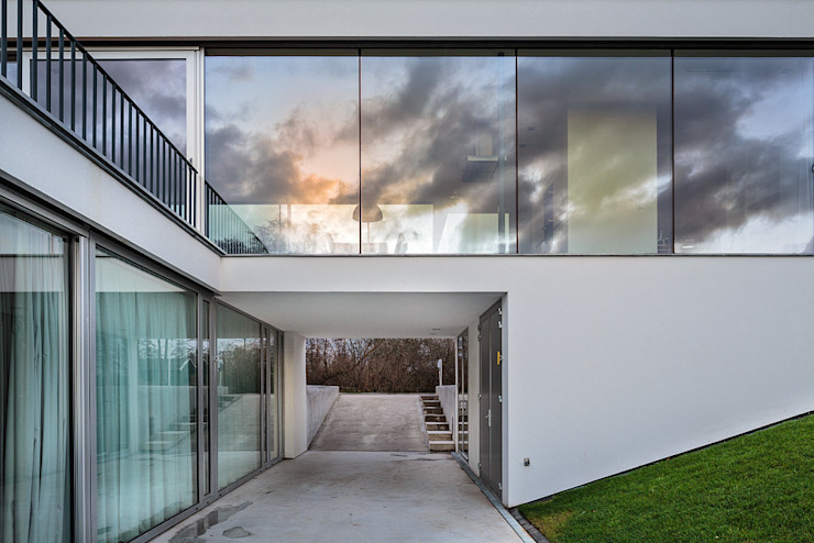 Casas  por reitsema & partners architecten bna,