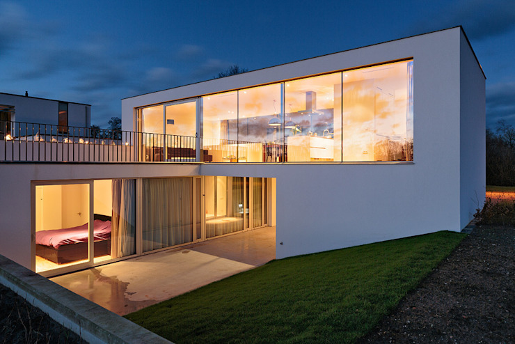 Casas modernas por reitsema & partners architecten bna Moderno