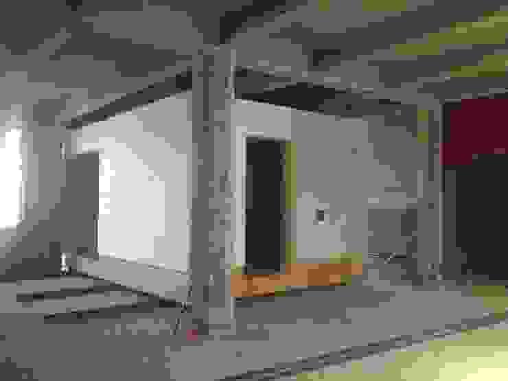 CasaZera: prototipo abitativo sostenibile in aree industriali dismesse, Torino di TRA - architettura condivisa