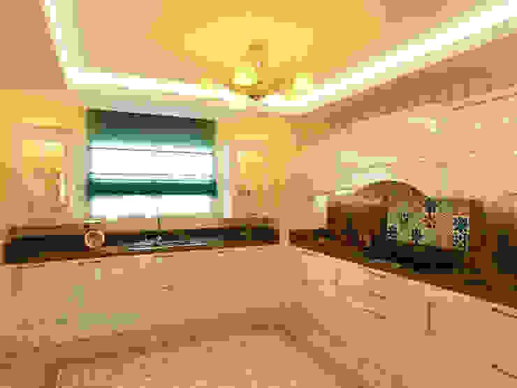 Dapur Klasik Oleh Teknik Sanat İç Mimarlık Renovasyon Ltd. Şti. Klasik