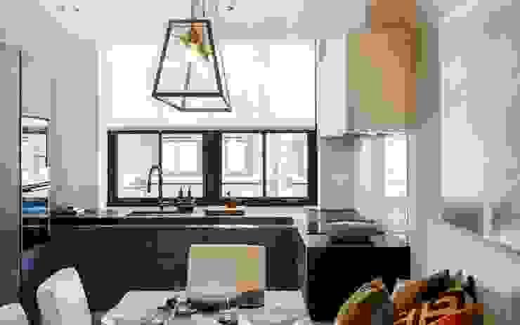 Housing Development, Clapham Modern kitchen by Simply Italian Modern