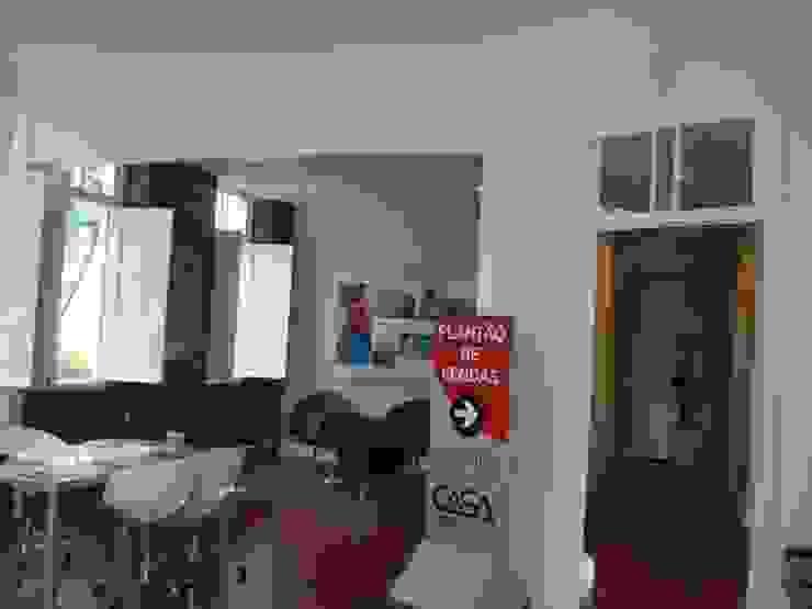 Projeto Arquitetônico da Loja de vendas do empreendimento imobiliário. Edifícios comerciais ecléticos por ArchDesign STUDIO Eclético