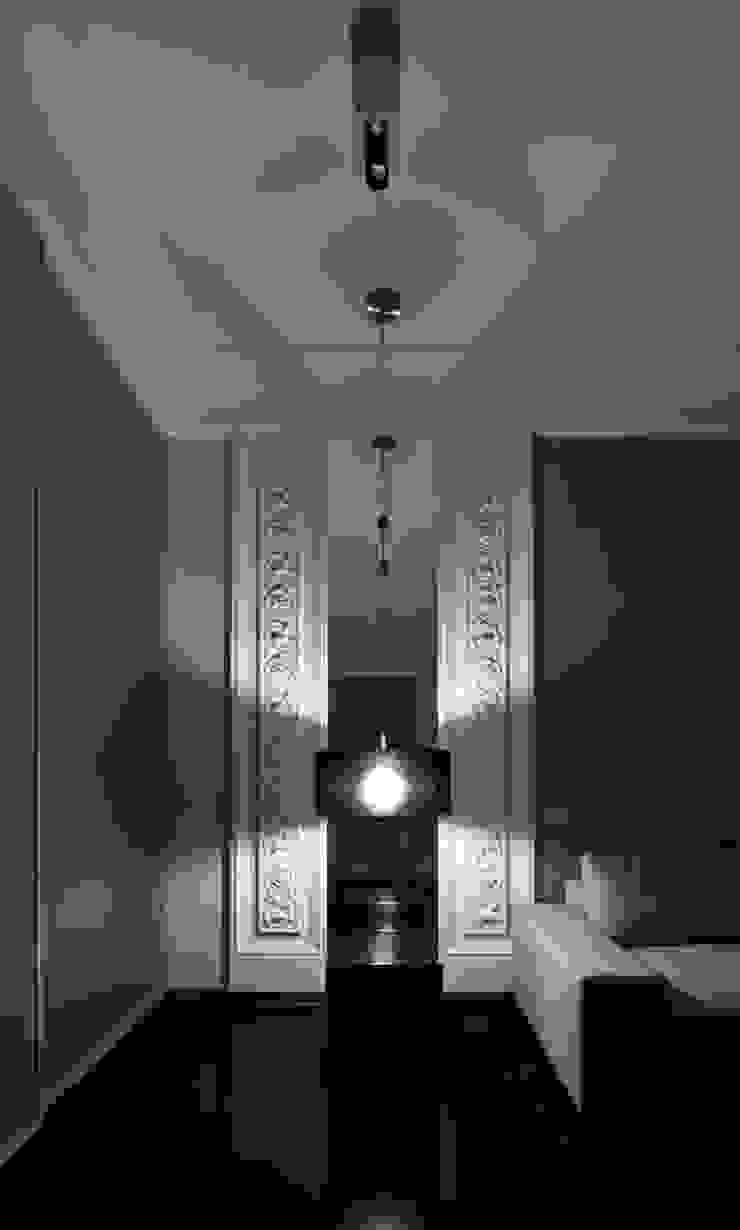 Phòng ngủ phong cách tối giản bởi Archibrook Tối giản