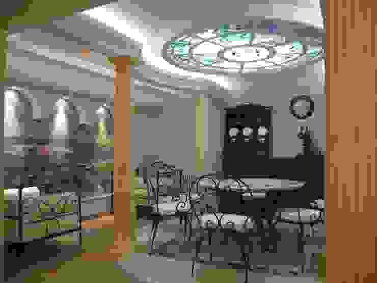 Дом Гостиная в классическом стиле от архитектурная мастерская МАРТ Классический