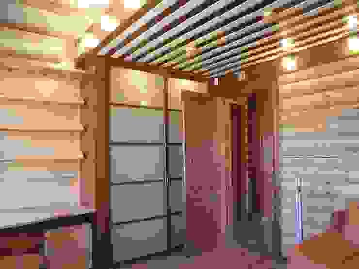 Дом Спальня в рустикальном стиле от архитектурная мастерская МАРТ Рустикальный