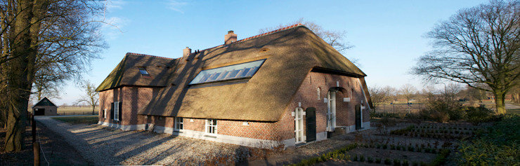 Maisons rurales par reitsema & partners architecten bna Rural