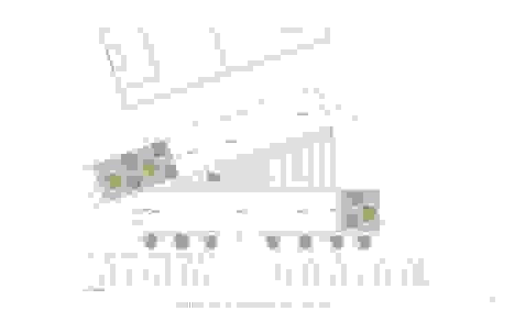 ESCUELA TLAXCALA Escuelas de estilo industrial de gOO Arquitectos Industrial