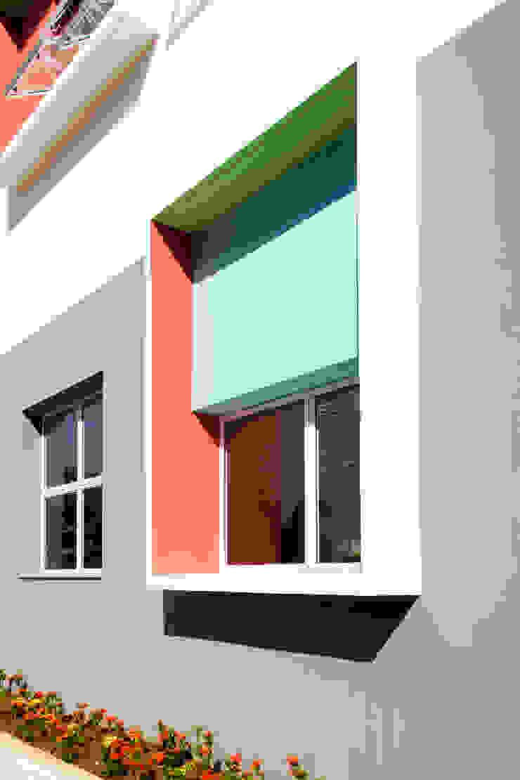 Biblioteca Liceu Salesiano Campinas Escolas minimalistas por SAA_SHIEH ARQUITETOS ASSOCIADOS Minimalista