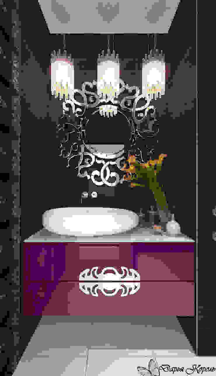 Bathroom Ванная комната в эклектичном стиле от Your royal design Эклектичный
