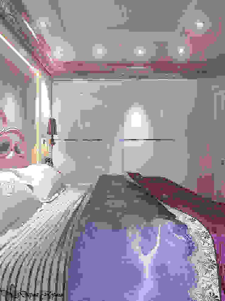 bedroom Спальня в классическом стиле от Your royal design Классический