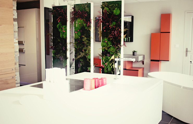 Commercial Spaces by 3dvegetal, Modern