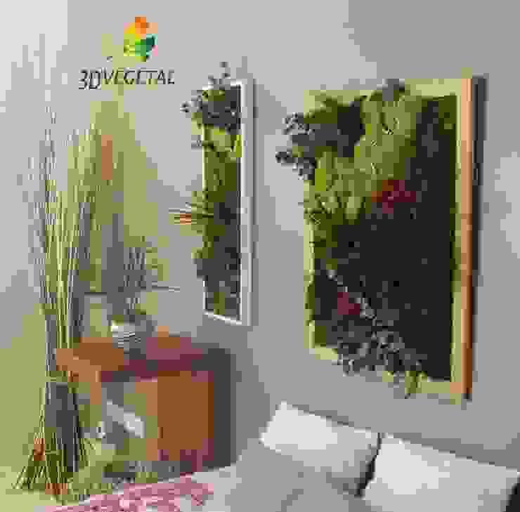 décoration intégrale de chambre Chambre moderne par 3dvegetal Moderne