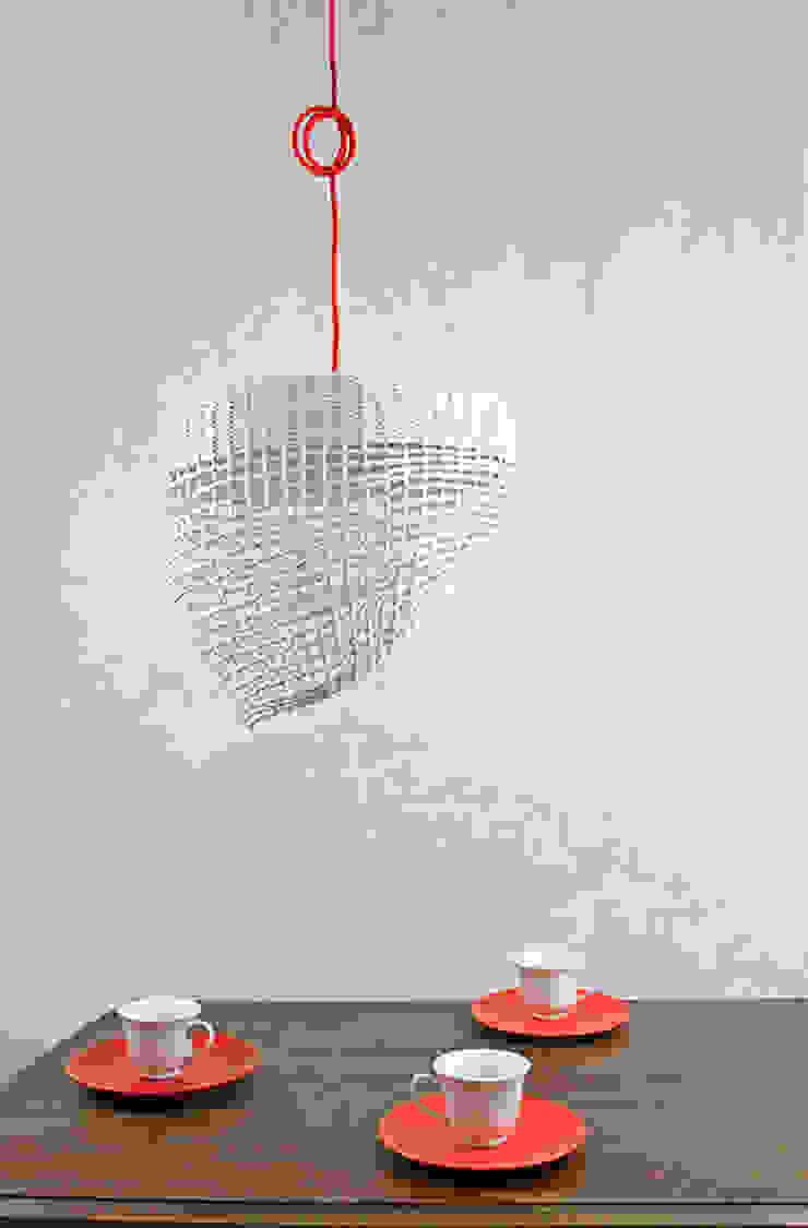 Lampa Oslo od Barbórka Design Minimalistyczny